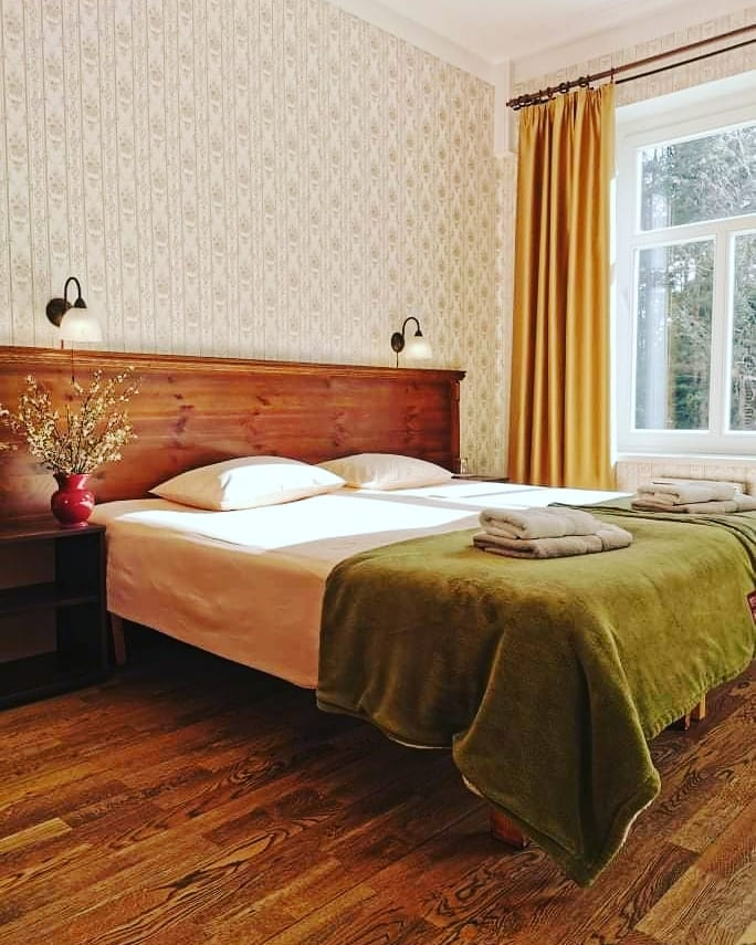 Cozy rooms in Verevi Motel are waiting for you. Photo: Verevi Motel